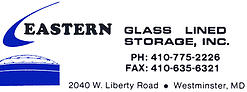 Eastern Glass Lined Storage